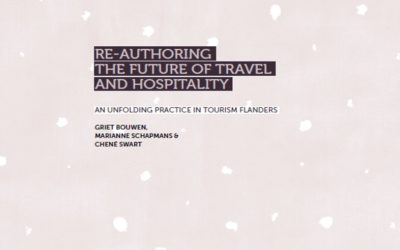 Re-authoring the future of travel and hospitality